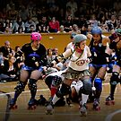 Roller Girls by AlMiller