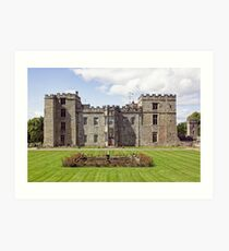 Chillingham Castle Art Print
