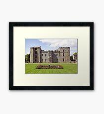 Chillingham Castle Framed Print