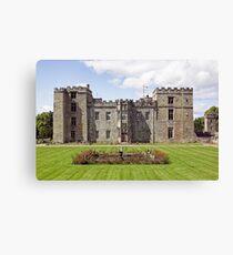 Chillingham Castle Canvas Print