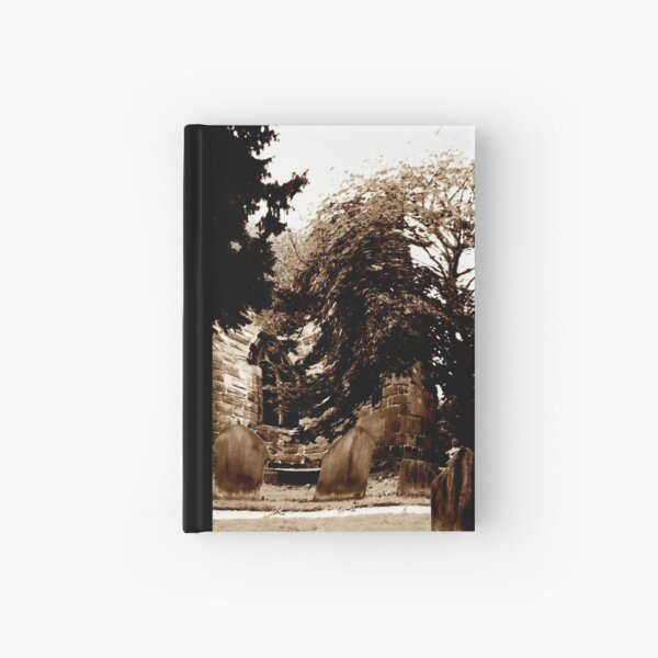 Graveyard Hardcover Journal