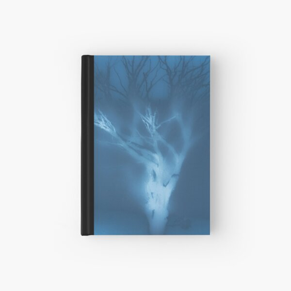 Ghost of a Tree Hardcover Journal