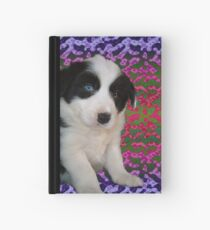 Baby Blue Hardcover Journal