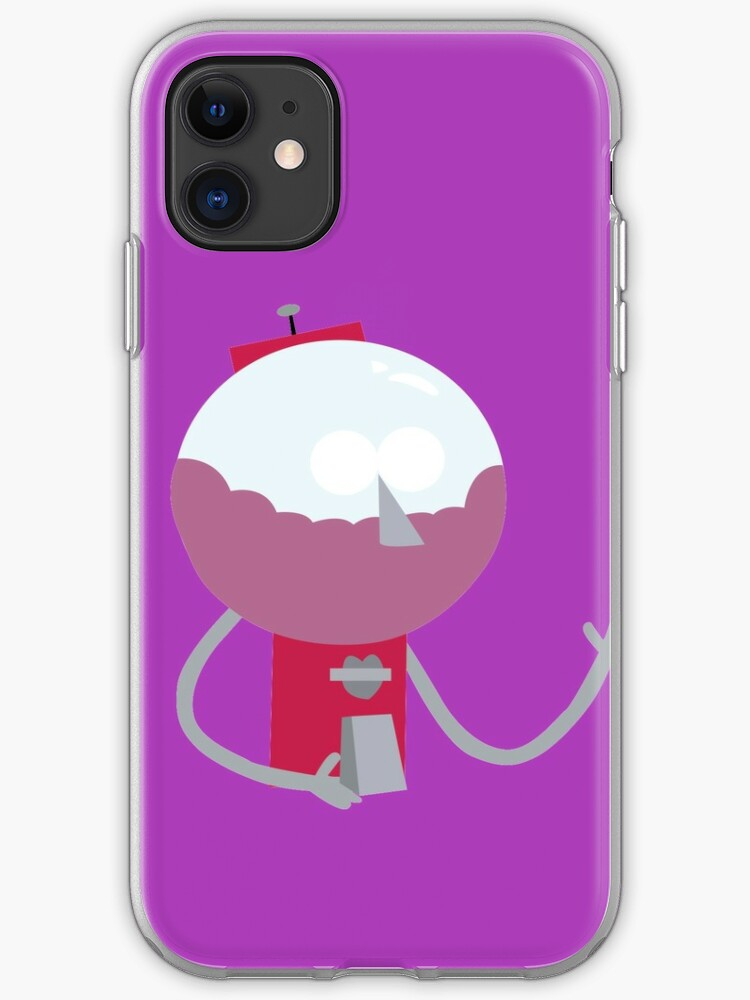 ooooh regular show iphone case