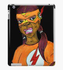 Flash Girl iPad Case/Skin