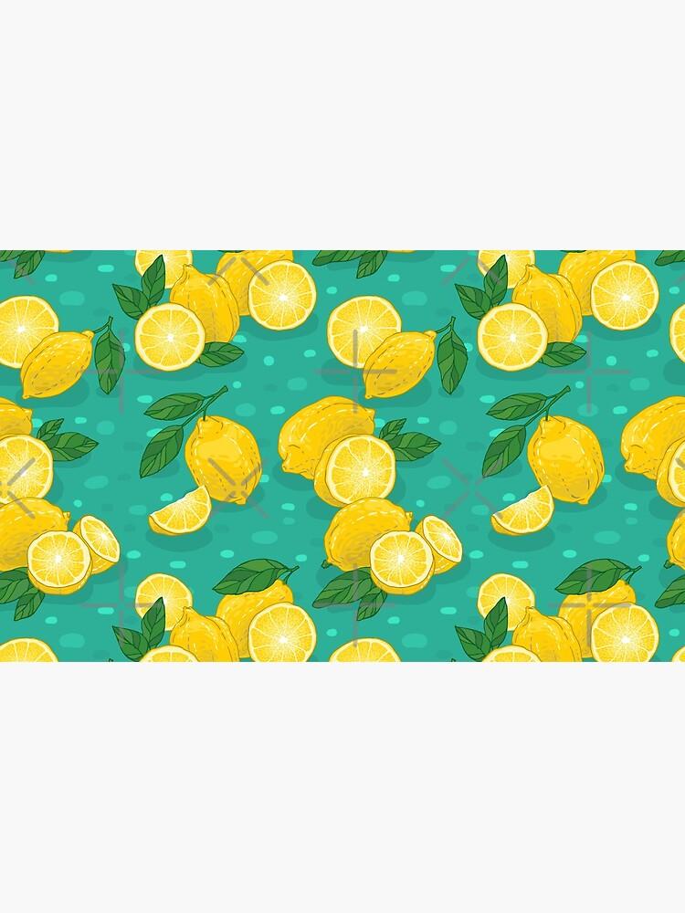 Lemons by Zhivova