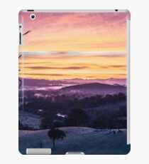 Sunrise over Goulburn River, Australia iPad Case/Skin