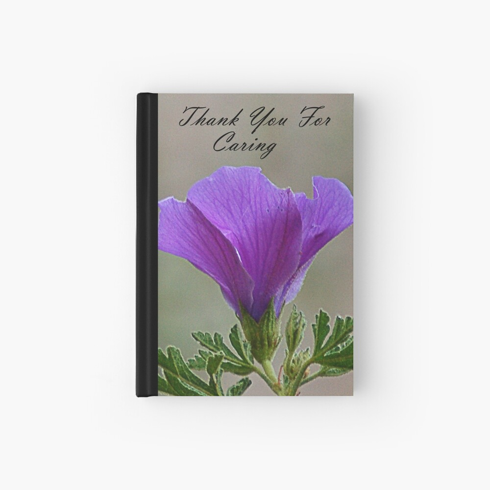 Thank You Hardcover Journal