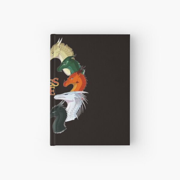 Wings of Fire Hardcover Journal