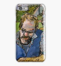 With Jesse at Cottesloe iPhone Case/Skin