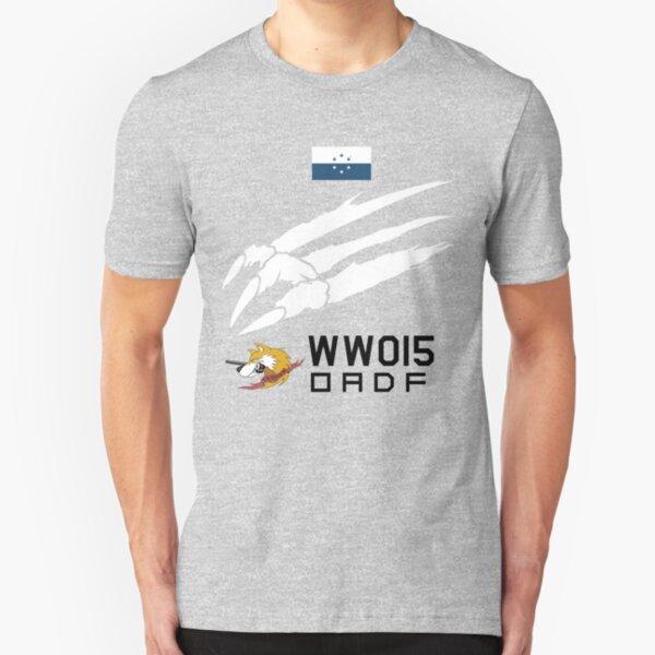 Trigger LRSSG Strider Squadron [AC7] Slim Fit T-Shirt