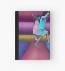 Flying girls... Hardcover Journal