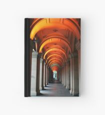 Glowing Iteration Hardcover Journal
