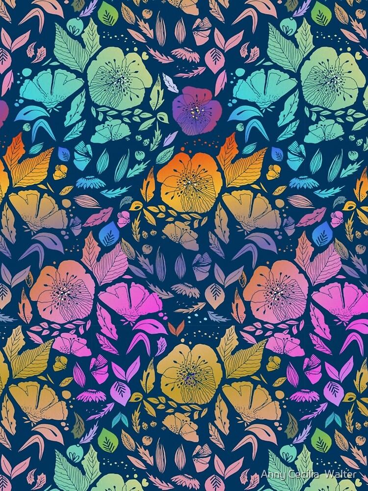 California Blossoms by AnnyCeciliaWalt