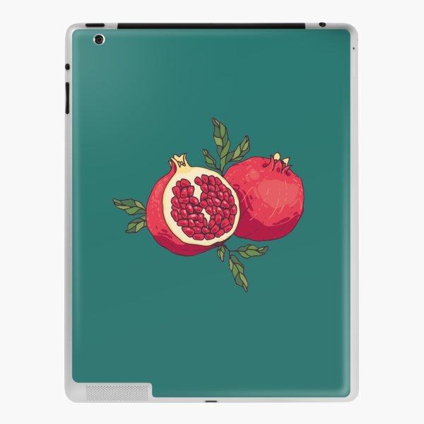 Pair of pomegranates iPad Skin