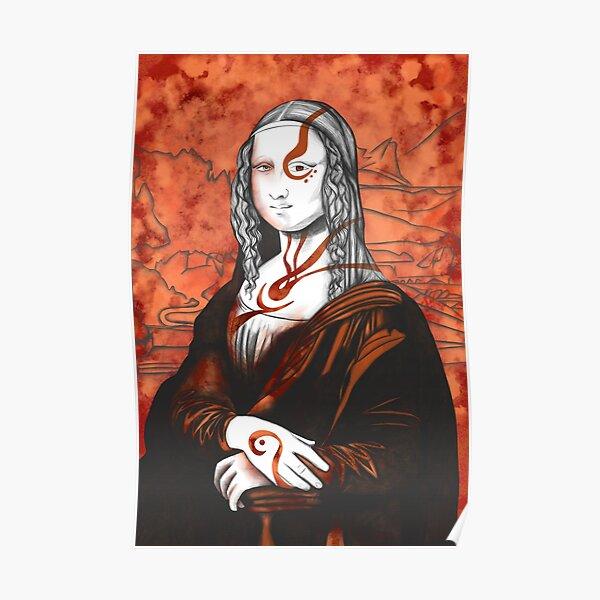 Mona Lisa 28 Poster