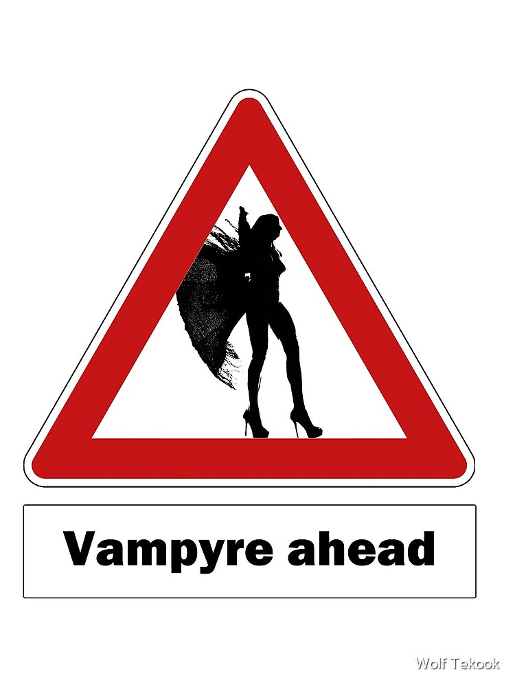 Vamypre ahead von Wolf-Tek