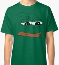 Pepe Face Classic T-Shirt