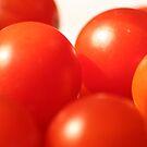 Cherry tomatoes by redscorpion