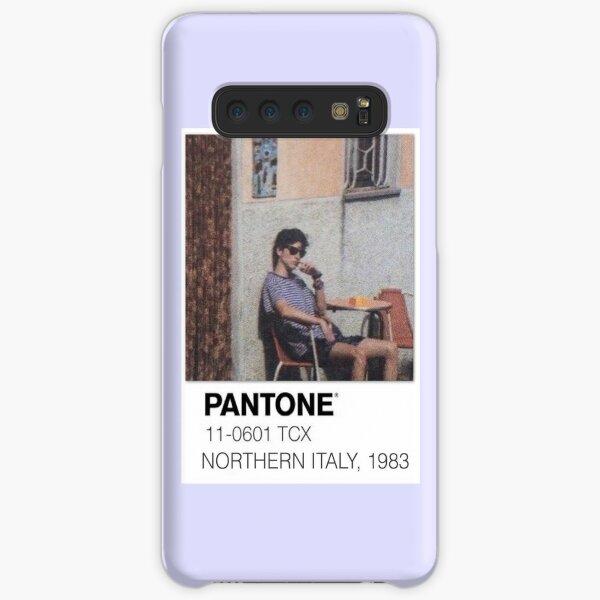 Pantone Call Me By Your Name Polaroid Samsung Galaxy Snap Case