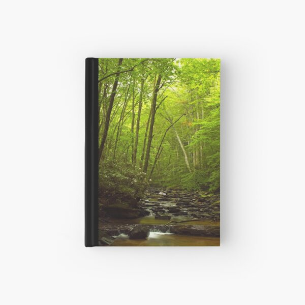 Tranquility Hardcover Journal