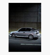Hyundai 02 Photographic Print