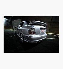 Hyundai 03 Photographic Print