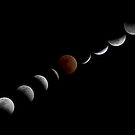 Lunar Eclipse by ChadsCapture