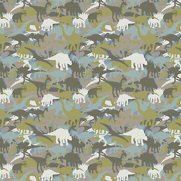 Dino Pattern by designbyzach