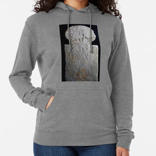#sculpture #ancient #archaeology #art religion statue old monument Lightweight Hoodie