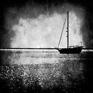 Sailboat by Carlos Restrepo