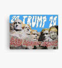 Trump 2020 Canvas Print