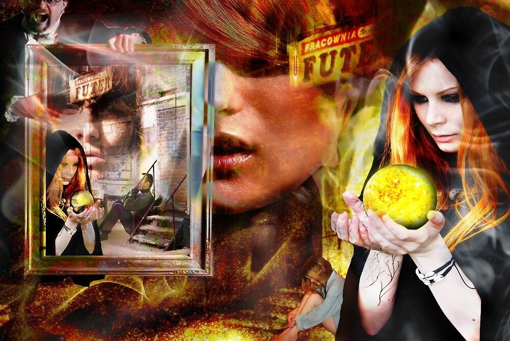 Smoke and Mirrors by Nadya Johnson