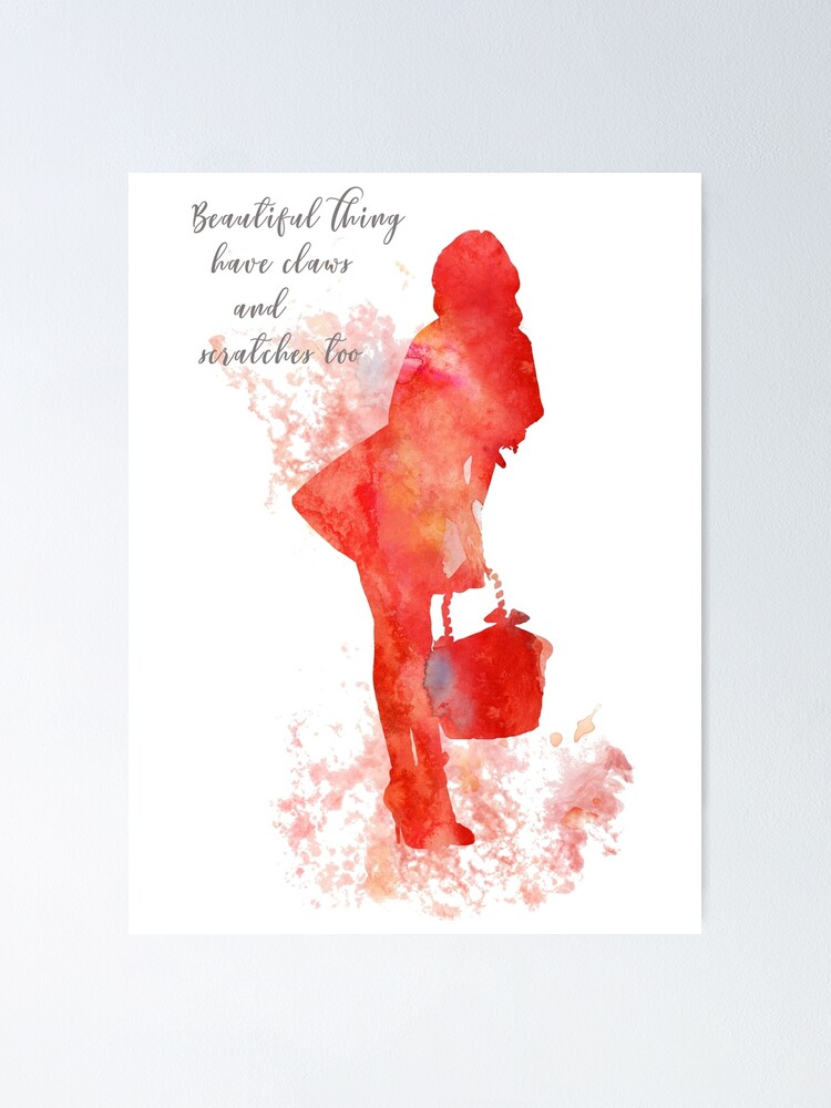 Alternate view of Little red riding hood Poster