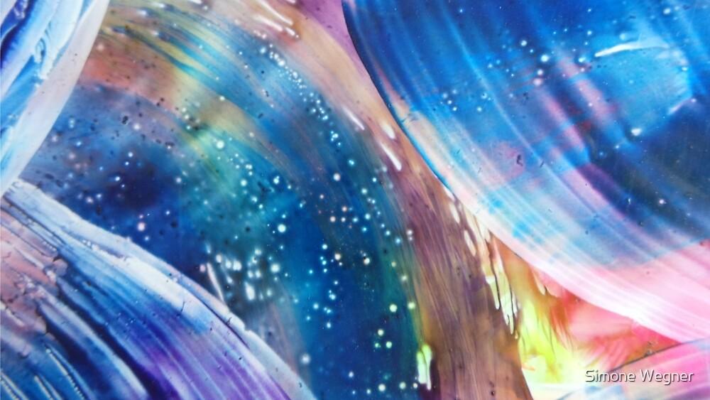 Galaxy by Simone Wegner