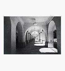 Safe Passage Photographic Print