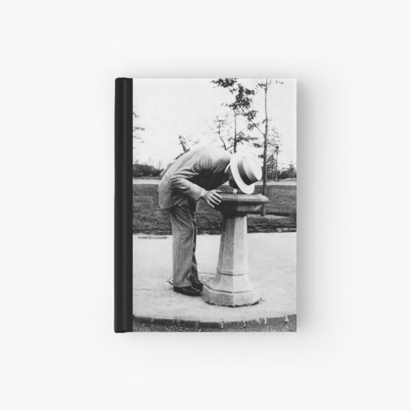 Fountain Of Youth Hardcover Journal