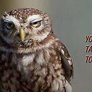 You Talkin to me.... by Foxfire