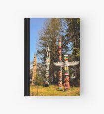 Totem Poles Hardcover Journal