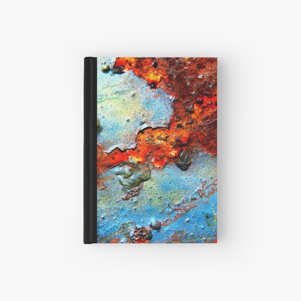 Rust Never Sleeps Hardcover Journal