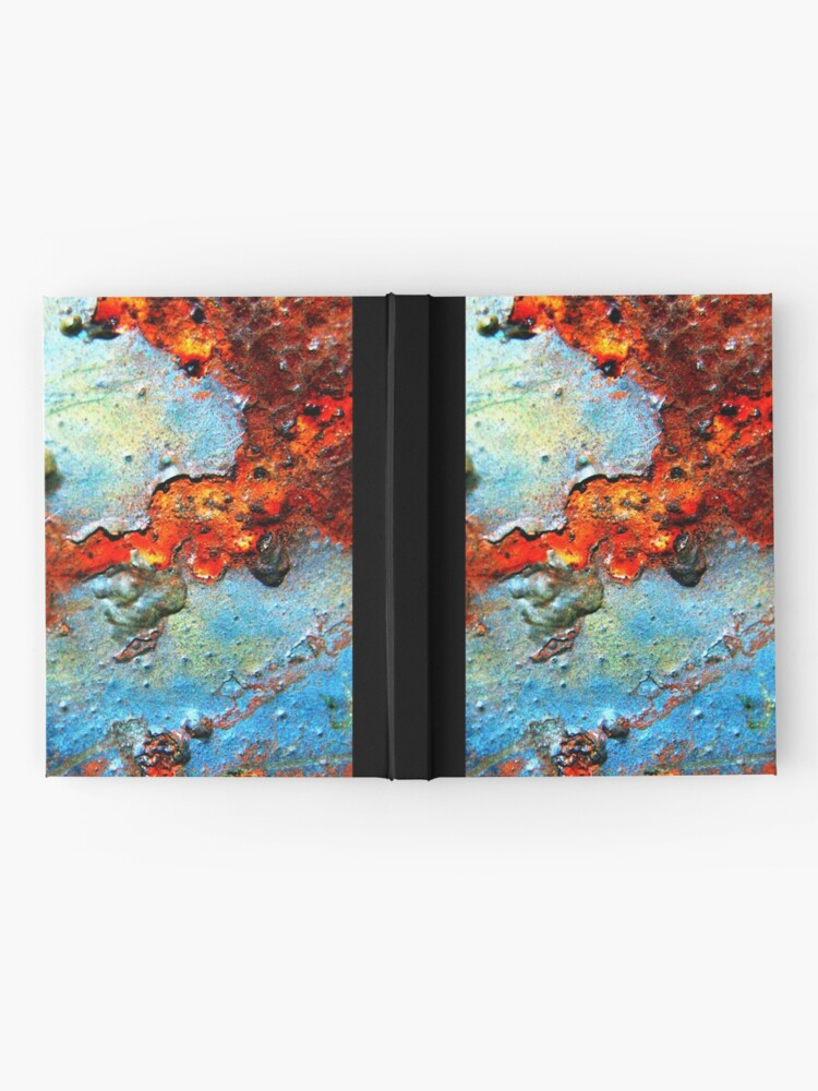 Alternate view of Rust Never Sleeps Hardcover Journal