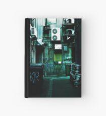 Clandestine Hardcover Journal