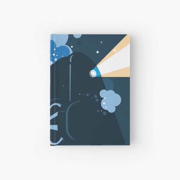 All Aboard the Starlight Express Hardcover Journal