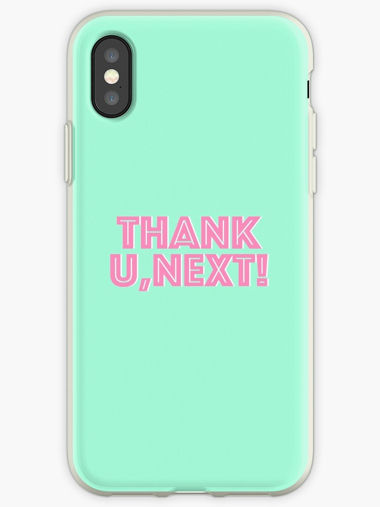 timeless design d5f4e a40fc 'Ariana Grande - Thank U, Next' iPhone Case by Isaac Pierpont