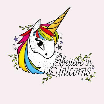 I Believe In Unicorns by mitalim