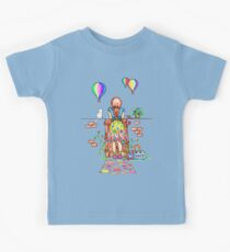 Daydreaming On The Garden Gate Kids Clothes