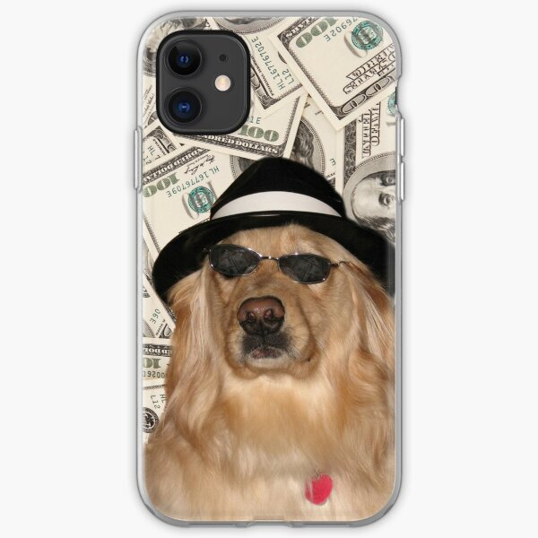 Rich Dog, Doggo #3 iPhone Soft Case