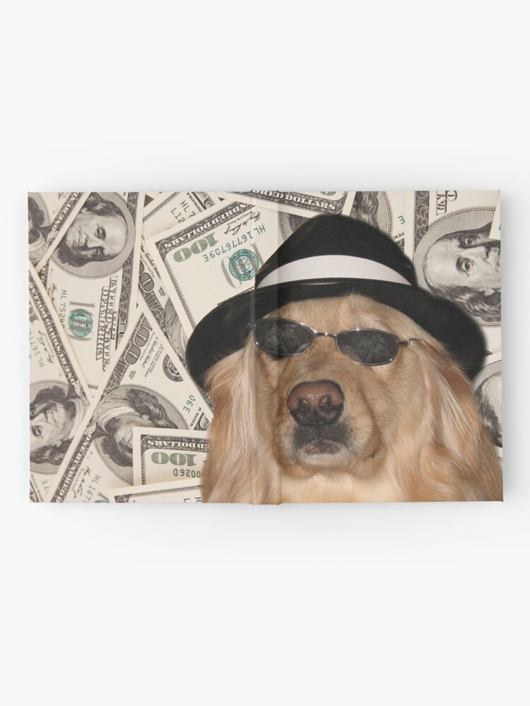 Alternate view of Rich Dog, Doggo #3 Hardcover Journal