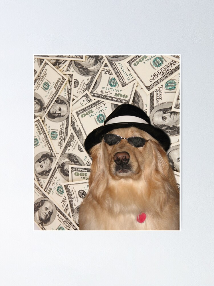 Alternate view of Rich Dog, Doggo #3 Poster