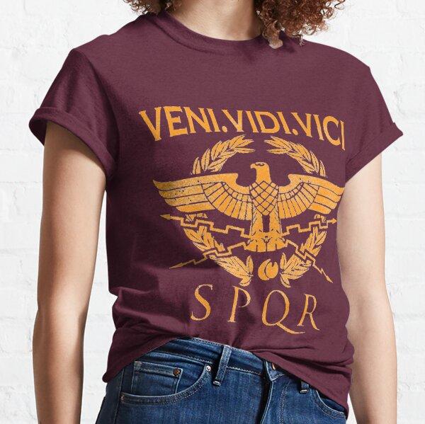 Veni, Vidi, Vici Classic T-Shirt